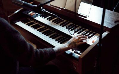 Studio Day with Tilde Hjelm