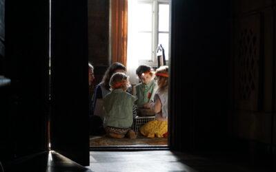 Children's Tour of Gathenhielmska – Report from Workshops 1 & 2