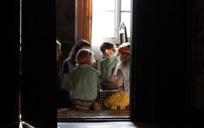 Upplev Gathenhielmska ur ett barns perspektiv!