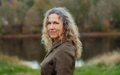 Författarsamtalsserie – Kapitel 1, med Marit Kapla, släpps idag