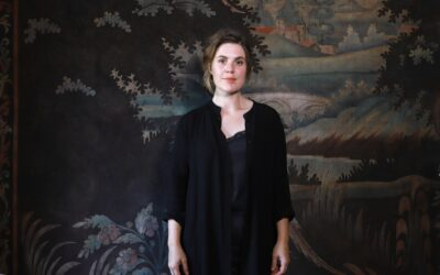 Ida Gudmundsson börjar ett Artist Residency på Gathenhielmska