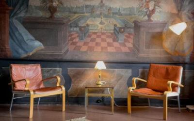 Författarsamtalsserie på Gathenhielmska Huset