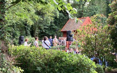 Stig Festival med musikverksamheten Mammut